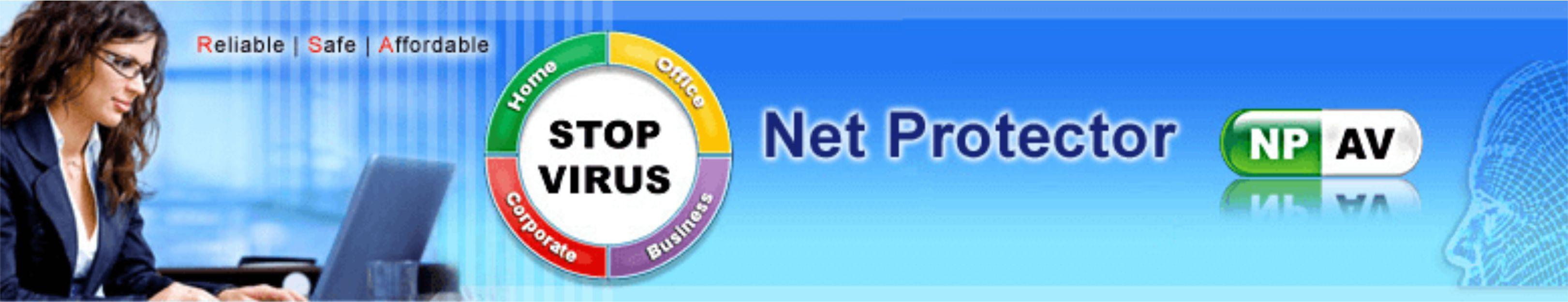 Net Protector Antivirus :: www.indiaantivirus.com